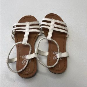 Other - Girls 11c strappy sandals